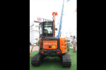日立ZX55USR-5A履带挖掘机