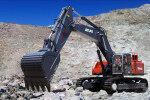 阿特拉斯2307LC履带挖掘机