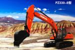普什重机PZ330-8履带挖掘机