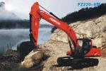 普什重机PZ220-8履带挖掘机