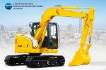 住友SH80-6履帶挖掘機
