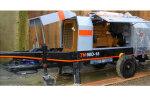 信瑞重工TM90D-18混凝土拖泵