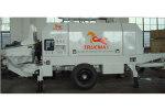 信瑞重工TM90D-20混凝土拖泵