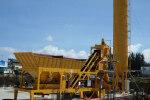 信瑞重工YHZD25移动式混凝土搅拌站