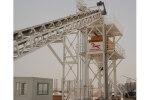 信瑞重工HZS150固定式混凝土搅拌站
