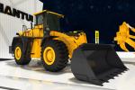 山推SL80W轮式装载机