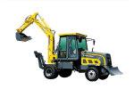 犀牛XN8180半回轉輪式挖掘機