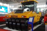 科泰KP306轮胎压路机