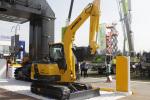 力士德SC60.8履带挖掘机