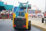 山河智能SWL3220滑移装载机滑移装载机