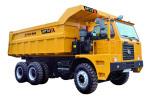 临工重机MT76矿用自卸车