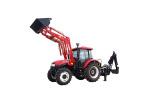 临工重机WTB90农用装载挖掘机