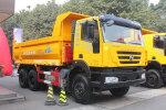 红岩杰狮C100 390马力 6X4 自卸车(CQ3255HTG444)