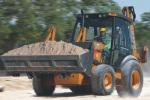 凯斯590SuperN挖掘装载机
