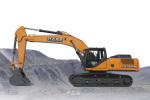 凯斯CX360B履带挖掘机