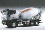 红岩杰狮M100 350马力 6X4(CQ5255GJBHTG334)混凝土搅拌车