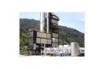 铁拓机械GLB-2000成品仓底置式沥青混合料搅拌设备