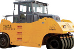 常林YL27-3轮胎压路机