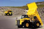 小松HD605-7矿用自卸车