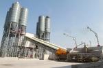 南方路机HZS120全环保型商品混凝土搅拌站