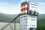 南方路机HLSS360-2S6000L水利工程专用搅拌站(楼)