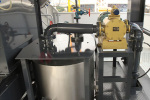 南方路機LB3000+RLB1750泡沫瀝青溫拌技術