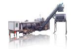 南方路机YLB100移动连续式沥青混合料搅拌设备