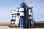 南方路机FBJ1200阶梯式干混砂浆搅拌设备