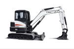 山貓E42小型挖掘機