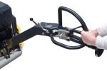 宝马格BW65H手控型双钢轮振动压路机