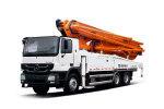 中联重科ZLJ5330THBB 49X-6RZ混凝土泵车
