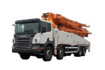 中联重科ZLJ5419THB 52X-6RZ混凝土泵车