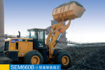 山工SEM660B U型高卸装煤王