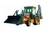 常林WZC20侧移式挖掘装载机