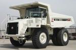 北方重工TR60岩斗型矿用自卸车