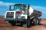 北方重工TA30铰接式自卸车