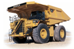 卡特彼勒793D 礦用卡車