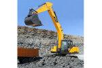 三一SY265C-10履带挖掘机