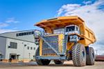 利勃海尔T 284矿用卡车