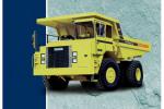 日立EH600剛性自卸卡車