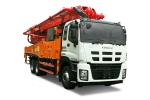 三一SYM5337THBDW 490C-8S混凝土泵车