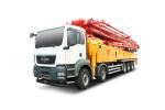 三一SY5541THB 660C-9泵车