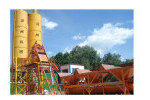 海州机械HZS35 混凝土搅拌站