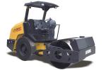 洛阳路通 LTS204H光面轮胎驱动单钢轮振动压路机