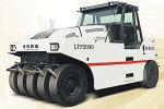洛陽路通LTP1016輪胎靜碾壓路機
