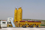 海州机械 HZS90 混凝土搅拌站
