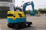 犀牛XN08微型挖掘机