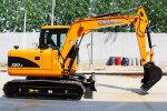 犀牛XN80-E履带挖掘机