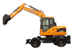 犀牛XN120-L輪式挖掘機