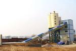 海州机械HZS150 混凝土搅拌站